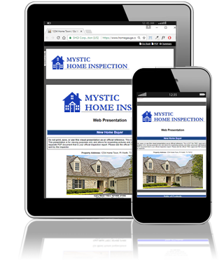 User-Friendly Home Inspection Reports